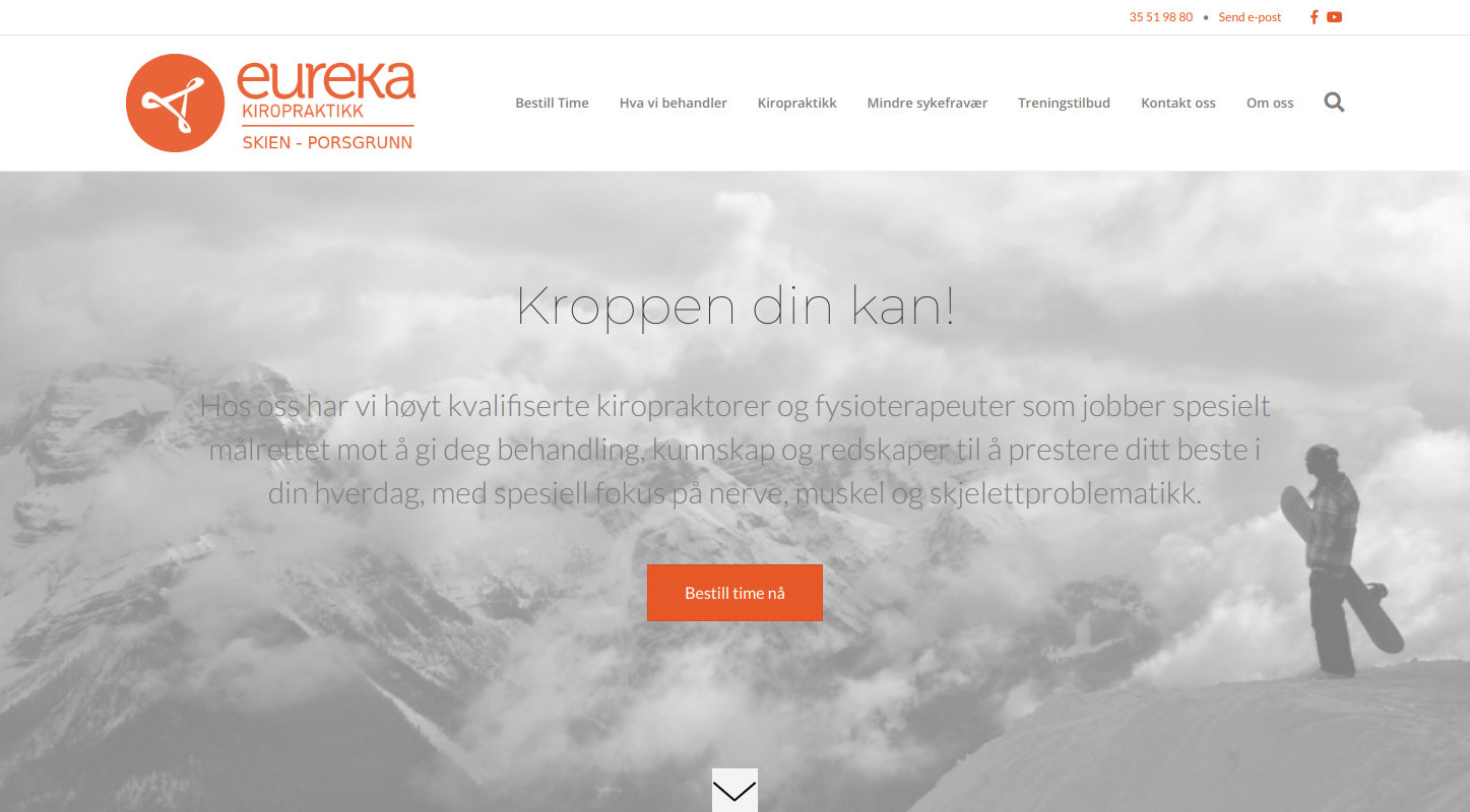 Eureka Kiropraktikk Skien